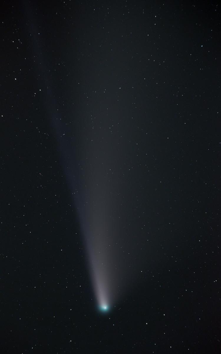 Komet Neowise Geschwindigkeit