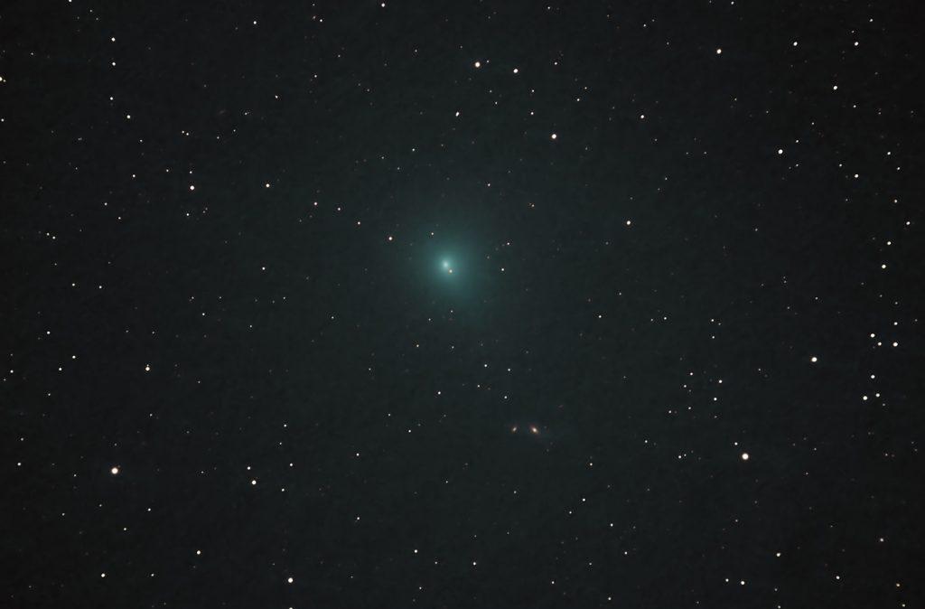 Komet 41P-Tuttle-Giacobini-Kresak
