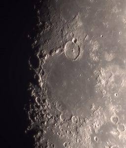 Mond - Mare Humorum und Gassendi