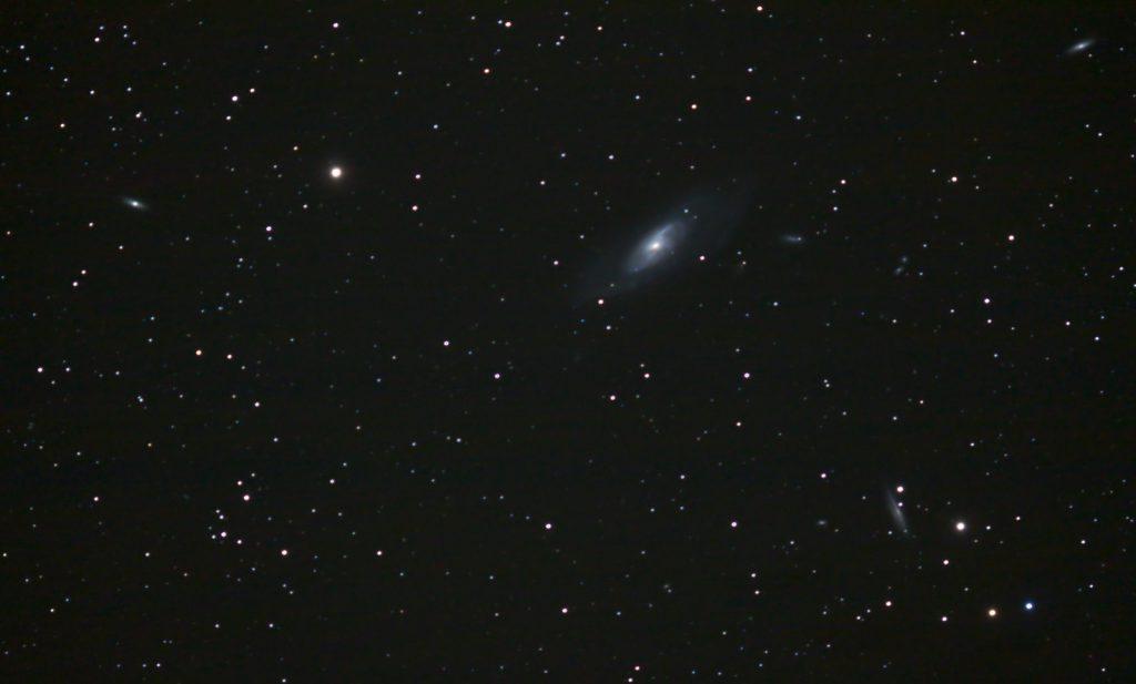 Messier 106 Weitfeld