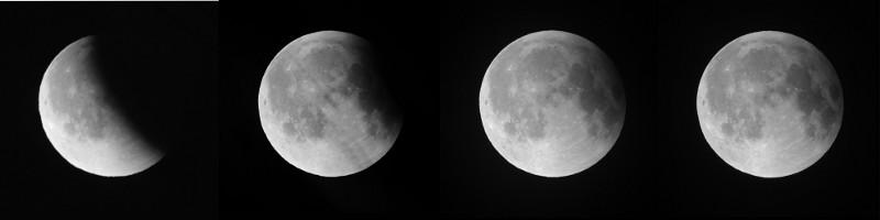 Mondfinsternis 2011