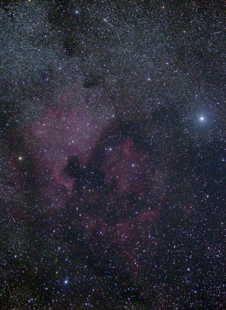 NGC 7000 Nordamerikanebel