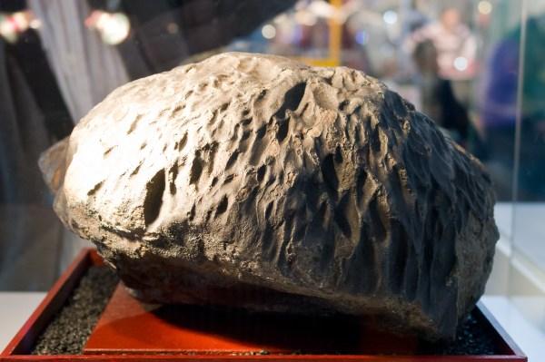 Krähenberg-Meteorit