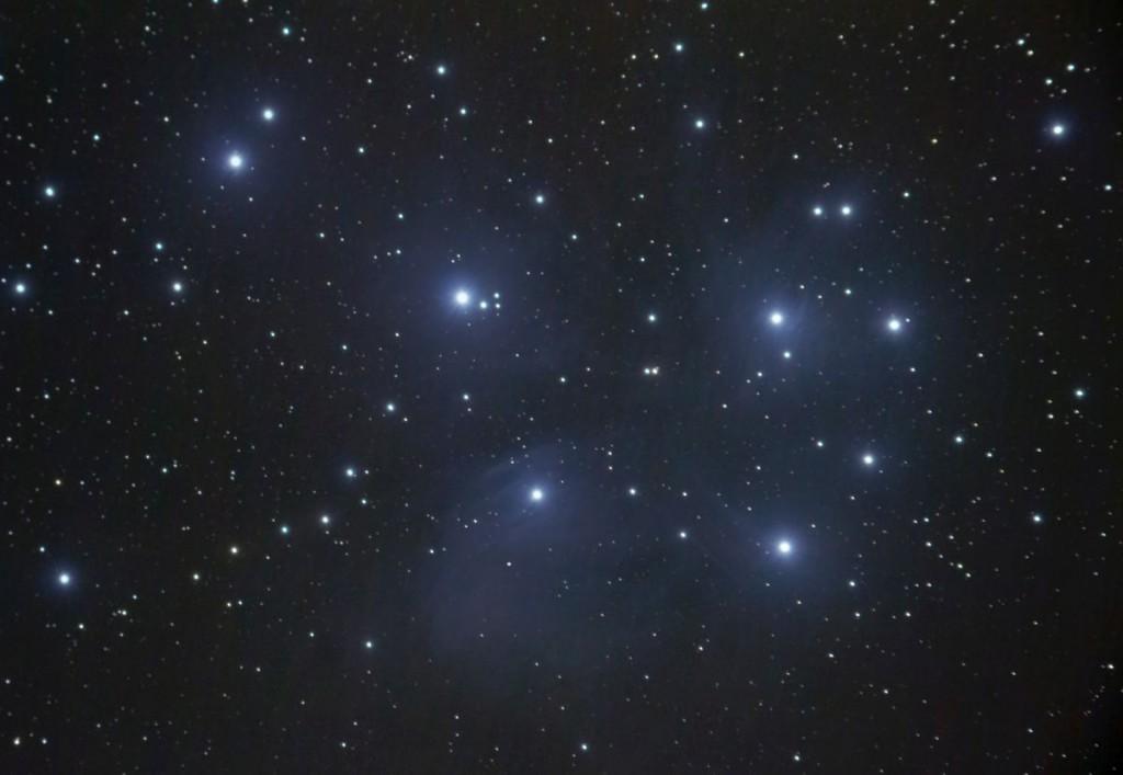 Plejaden (Messier 45)