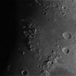 Mond: Vallis Alpes