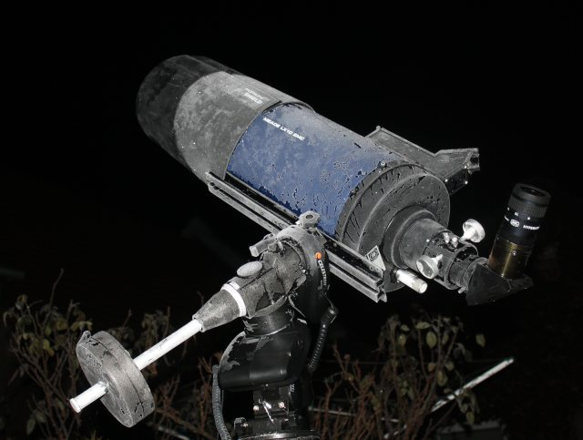 LX 10 mit Taukappe