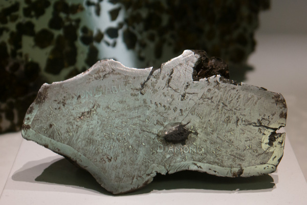 Canyon Diablo Meteorit