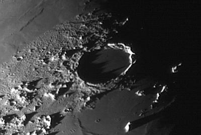 Mond: Wallebene Plato