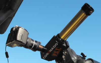 Coronado PST mit Kamera