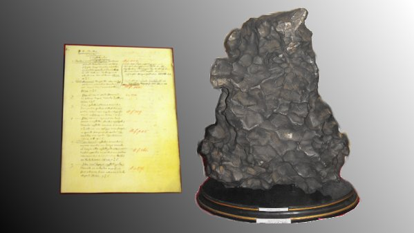 Hraschina-Meteorit